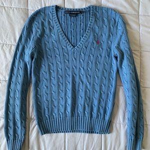 Ralph Lauren Sports Knit Sweater
